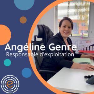 Bienvenue Angéline !